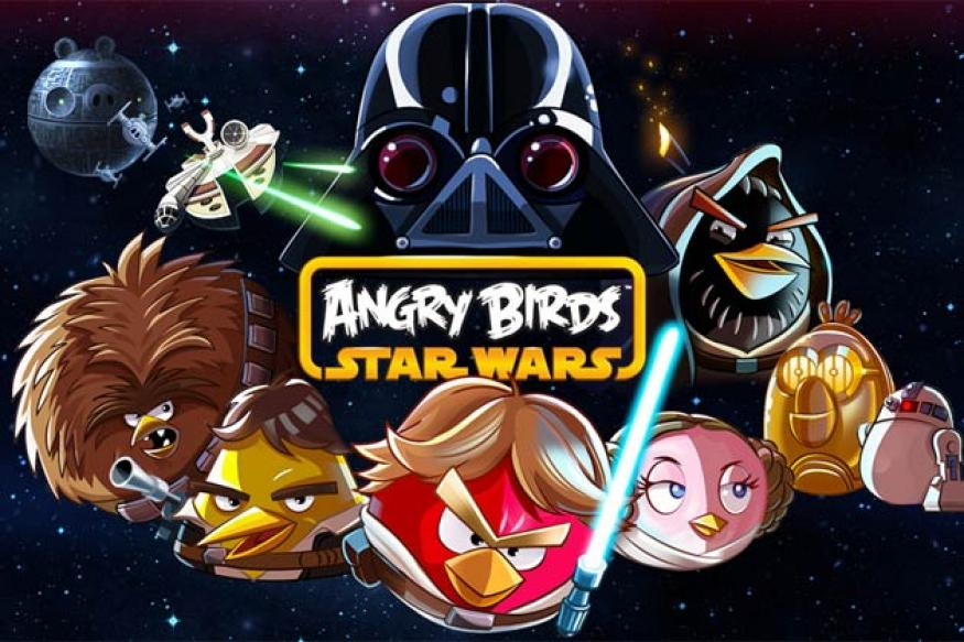 Angry Birds Star Wars: Rovio's 'biggest and best launch' yet