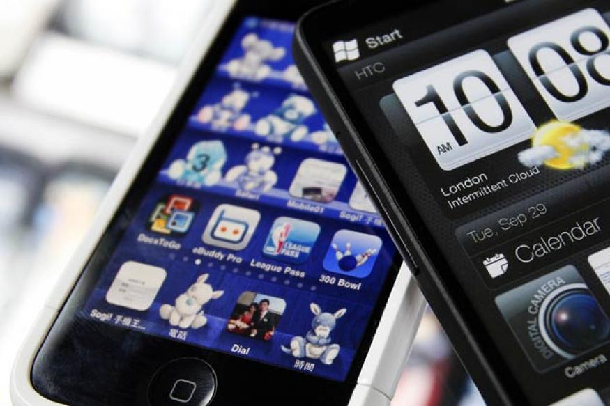 Apple and HTC settle global patent battle
