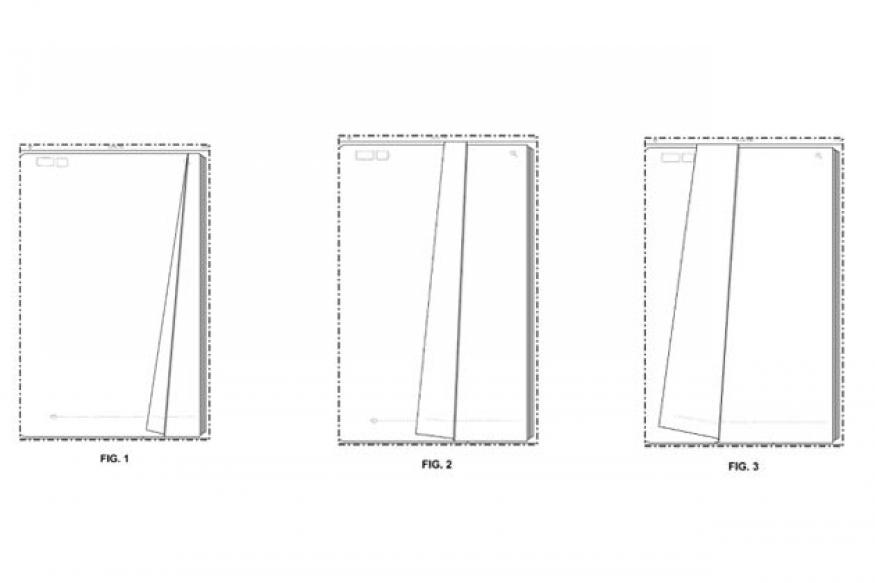 Apple now gets the virtual 'page turn' patent