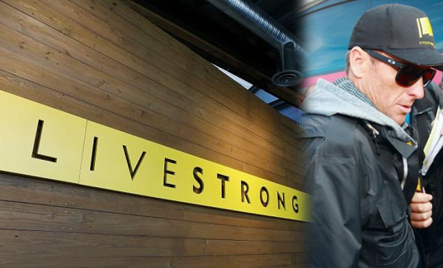 Armstrong steps down from Livestrong board