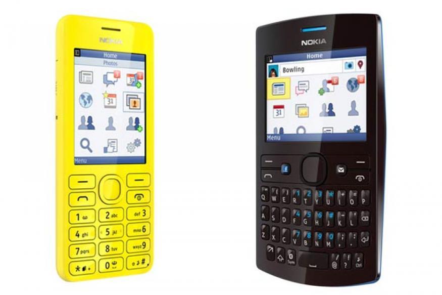 Nokia unveils Asha 205 and Asha 206, priced at $62