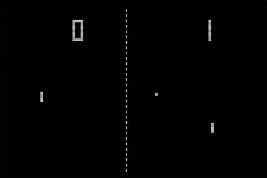 Pong, the first successful video game, turns 40