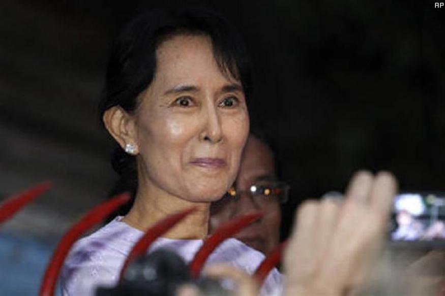 Science education poor in Myanmar: Suu Kyi
