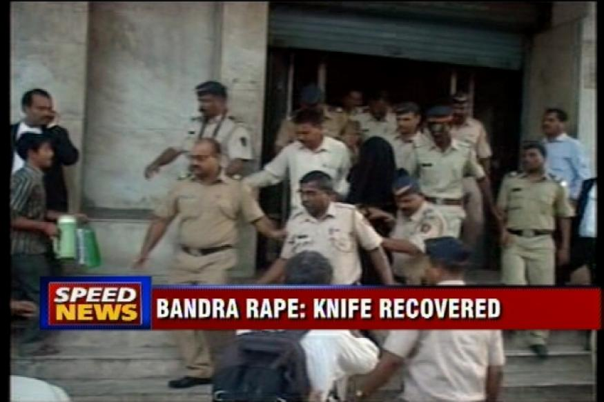 Bandra rape case: Police recover knife, stolen items