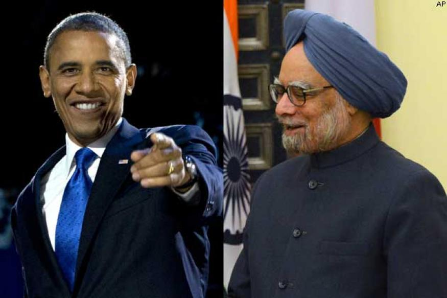 You've been a wonderful partner: Obama to Manmohan Singh