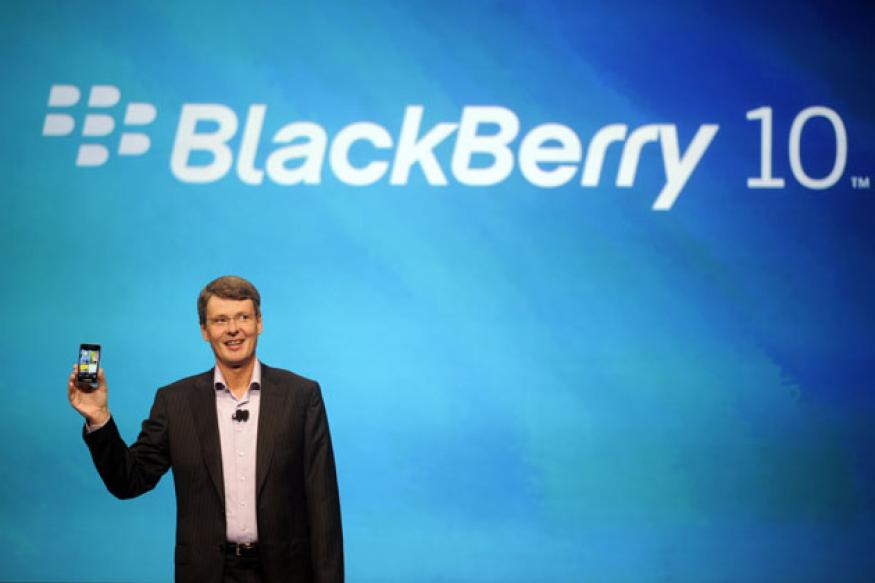 Timeline: A look at RIM's much-delayed BlackBerry 10