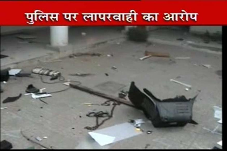 Haryana: Situation still tense in Bhiwani village