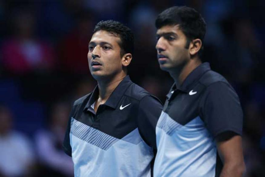 Bhupathi-Bopanna make semis of World Tour Finale