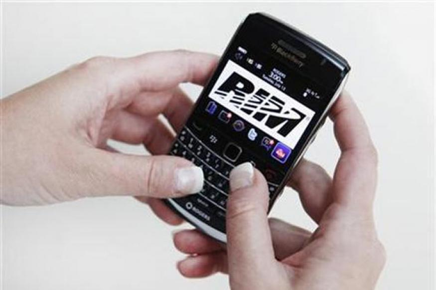 BlackBerry maker wins vote of confidence ahead of BlackBerry 10