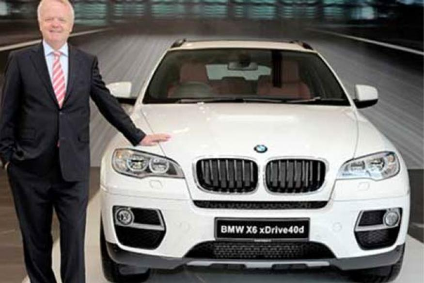 2012 BMW X6 launched in India at Rs 78.90 lakh onwards