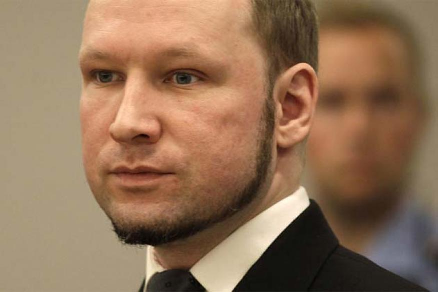 Norway's Breivik complains about prison conditions