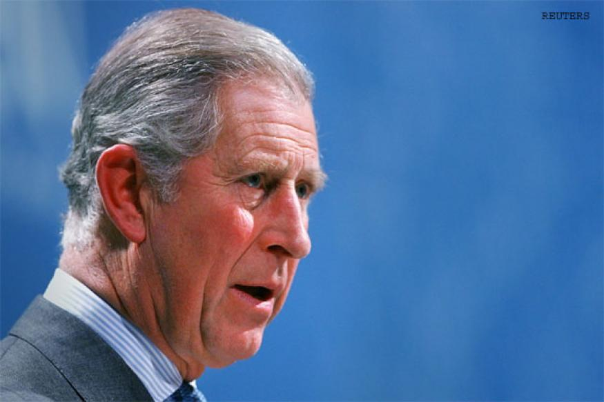 I'm running out of time to be king: Prince Charles