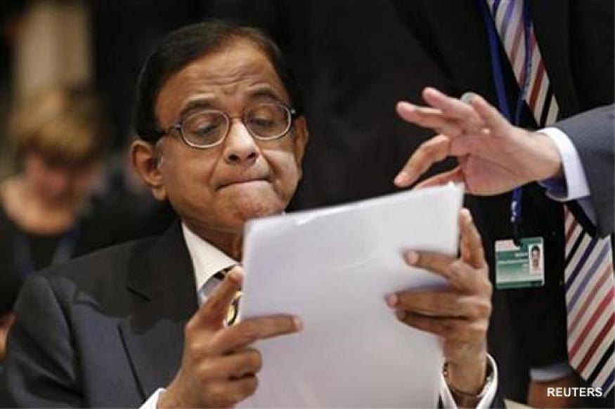 Working towards bringing in the GST: P Chidambaram