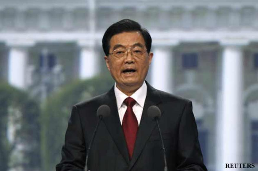 China's Hu says graft threatens state, party must stay in charge