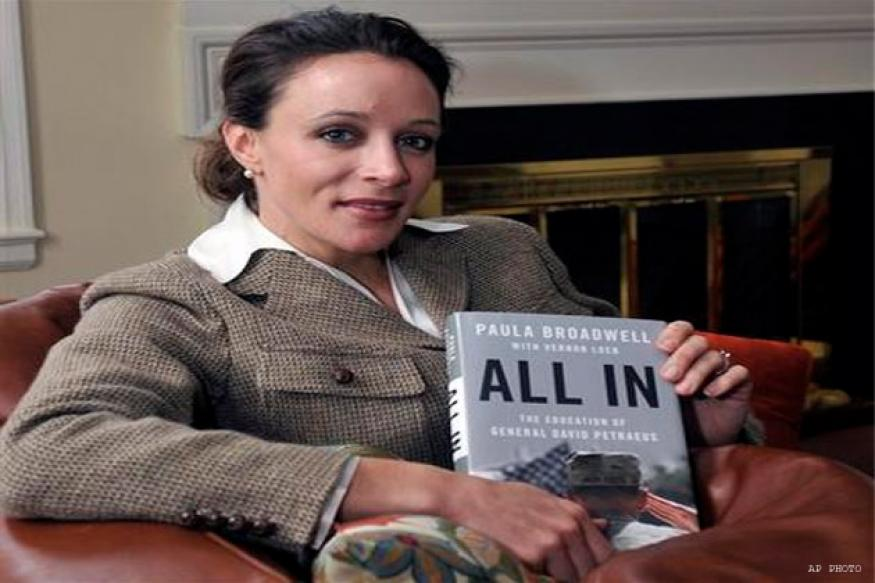Paula Broadwell: the woman behind Petraeus's exit from CIA