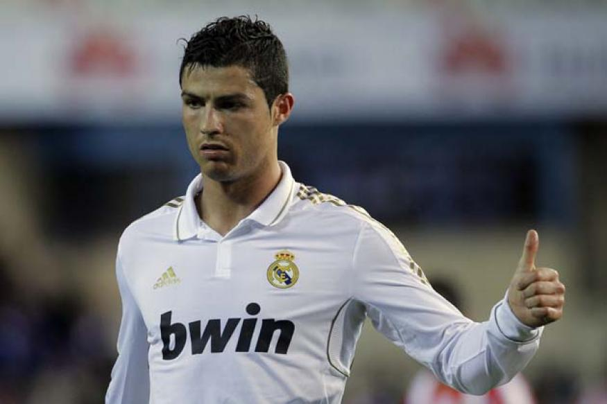 La liga: Ronaldo forced out of game with head injury