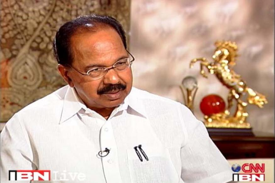 Increase in LPG cap: Moily says it's for oil PSUs to take call