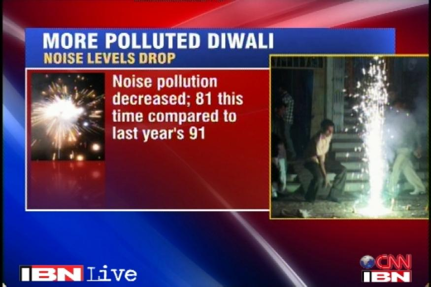 Delhi: Diwali this year was a more polluted one