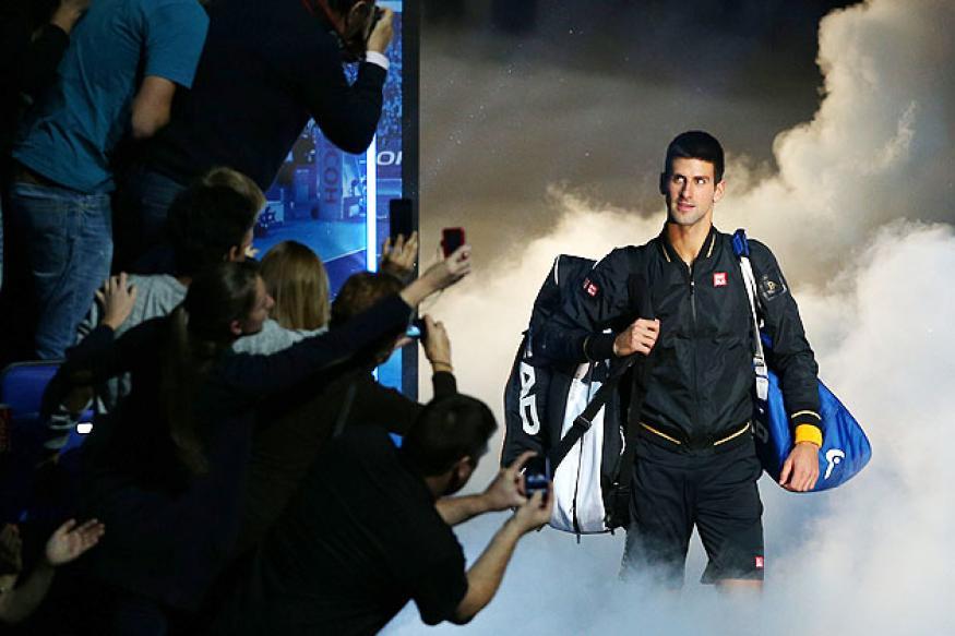 A calm mind always wins, says Djokovic
