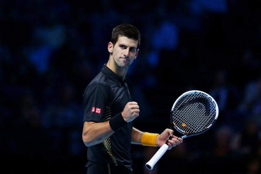 ATP World Tour: Djokovic downs del Potro to enter final