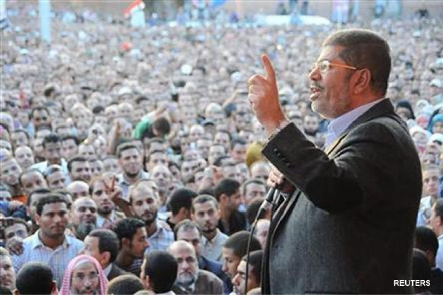Egypt presidency: Morsi decrees 'temporary', wants talks