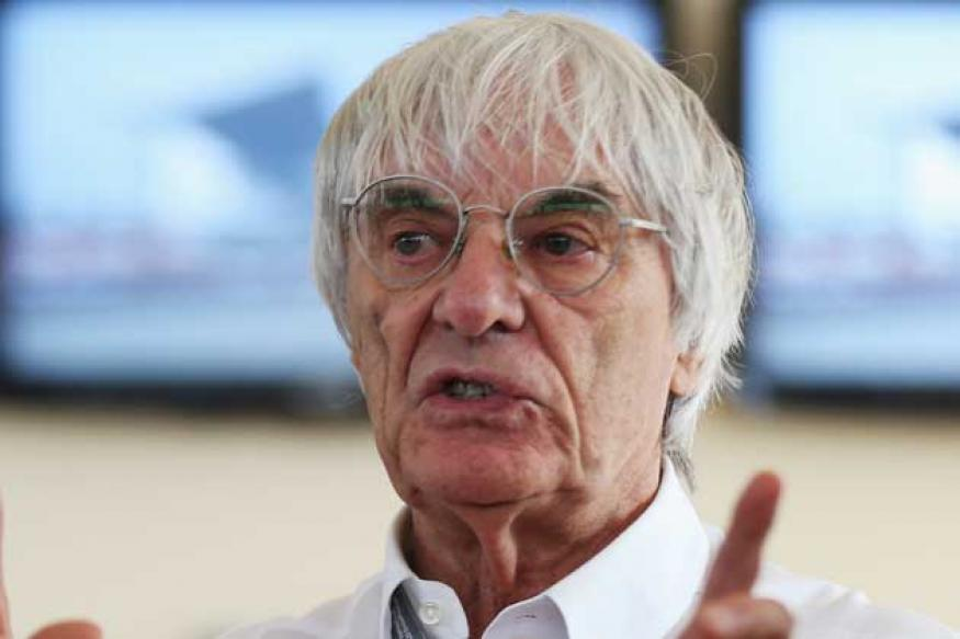 Formula One IPO unlikely before 2014 - Bernie Ecclestone