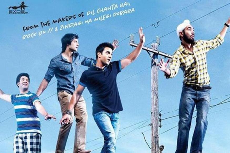 'Fukrey' First Look: Pulkit Samrat returns