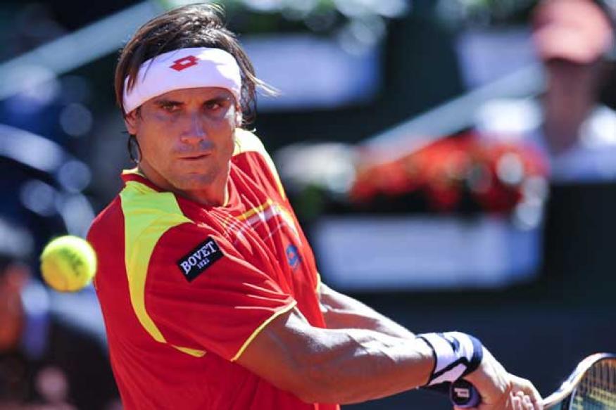 Spain's Ferrer to face Stepanek in Davis Cup opener