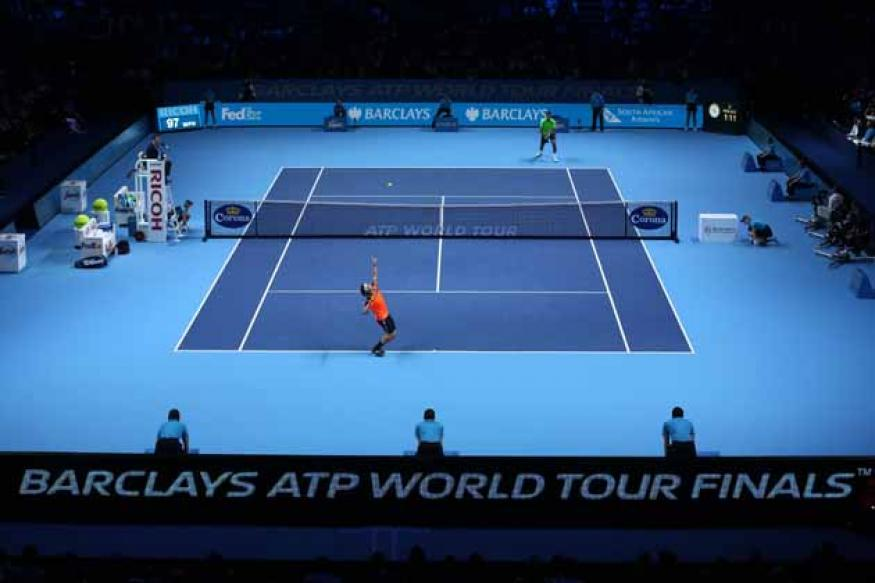 ATP finals to stay in London till 2015