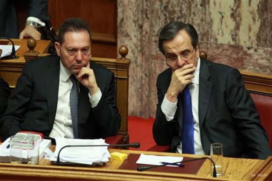 Greece narrowly passes crucial austerity bill