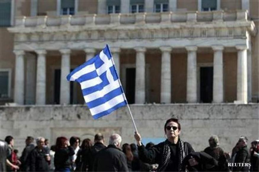 Greece narrowly passes crucial austerity bill