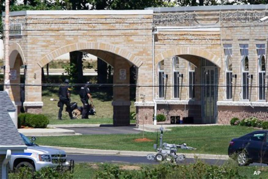 US: Suspicious man detained outside Oak Creek gurudwara