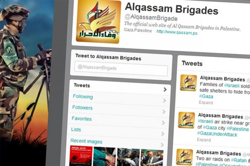 Follow live: Twitter war between Israel and Hamas