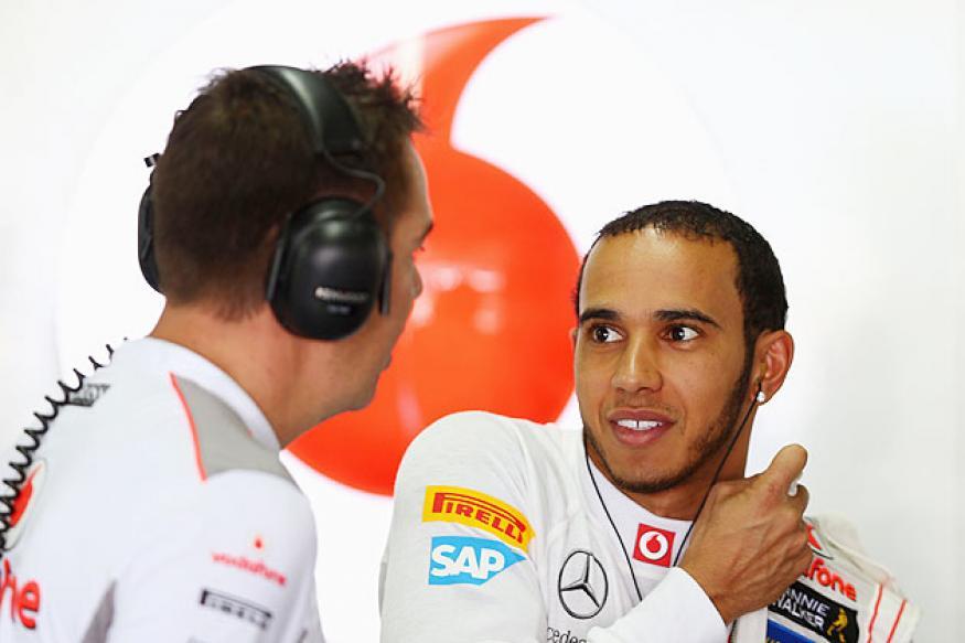 Lewis Hamilton wins pole position for Brazilian GP