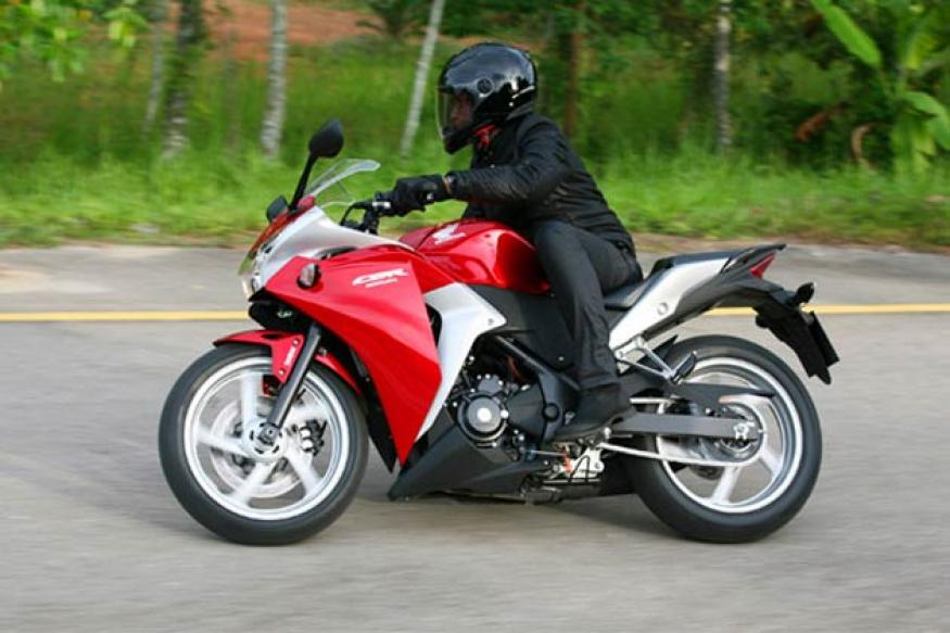 Honda recalls 11,500 CBR 250R bikes due to faulty brakes
