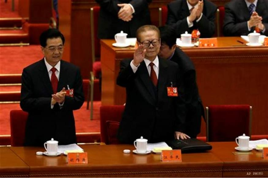China opens party congress to begin power transfer