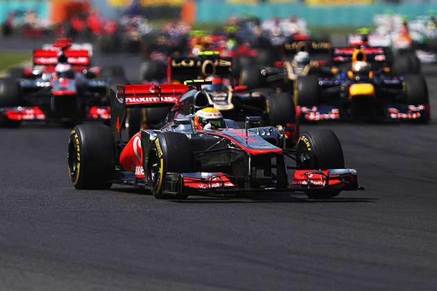 Formula One hoping for happy US return