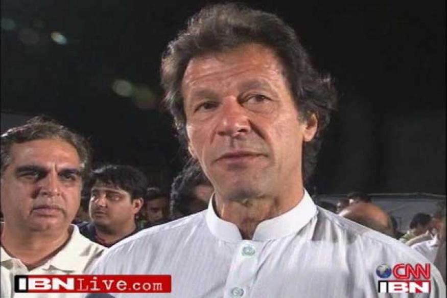 Solving Kashmir issue vital for India, Pak: Imran Khan