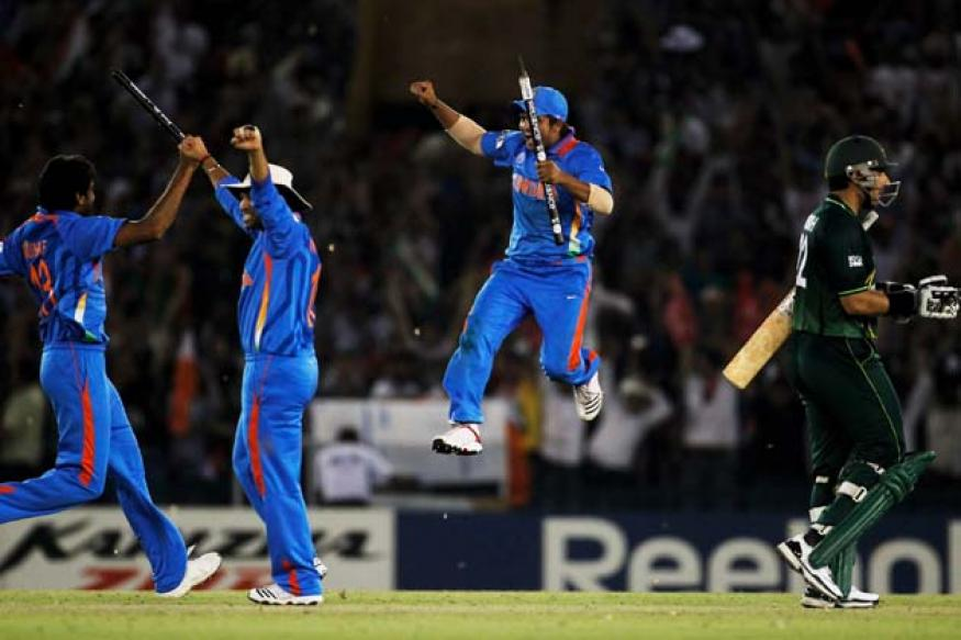 British journalist claims Ind-Pak 2011 WC semis was fixed