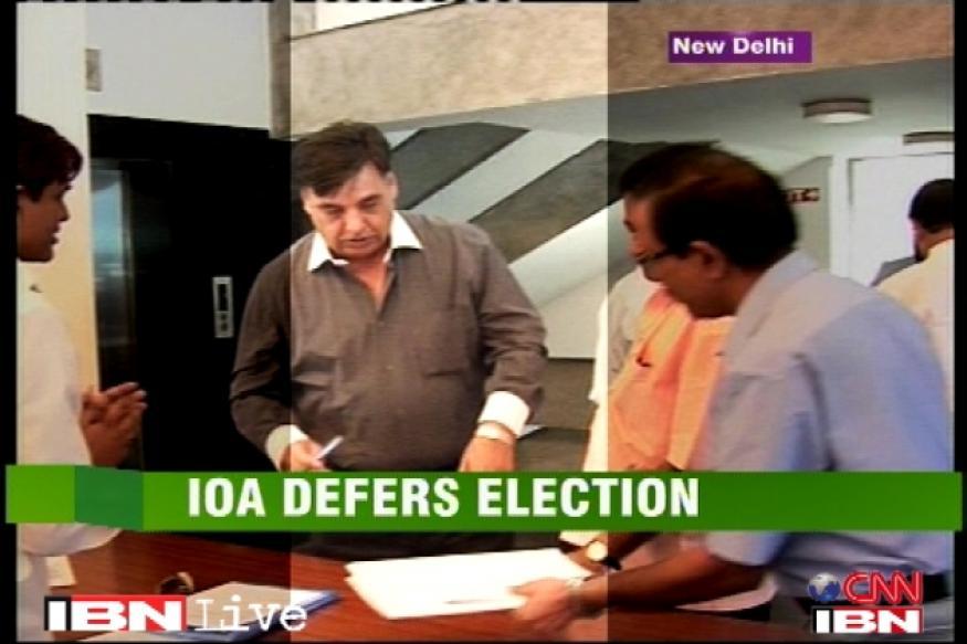 IOA unhappy as Sports Ministry writes to IOC