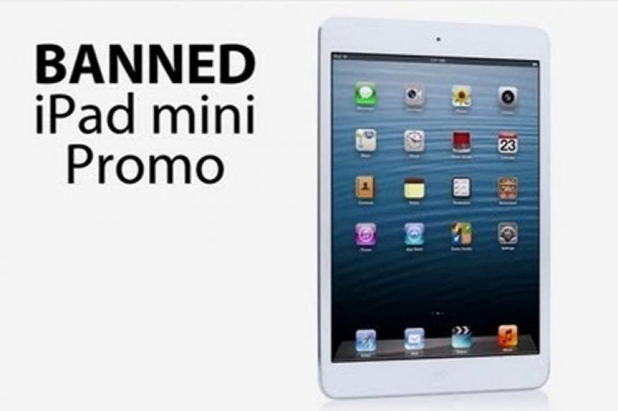 Watch: Spoof Apple iPad Mini promo