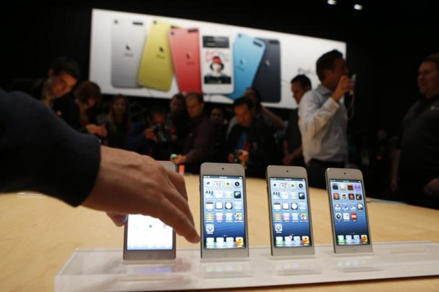 Tough to cope with iPhone 5 demand, says Foxconn Chairman
