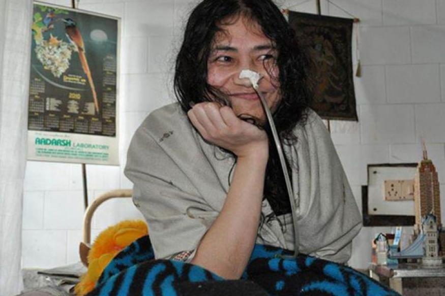 Irom Sharmila completes 12 years of protest