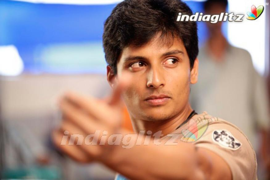 Neethane En Ponvasantham: Jiiva on the film