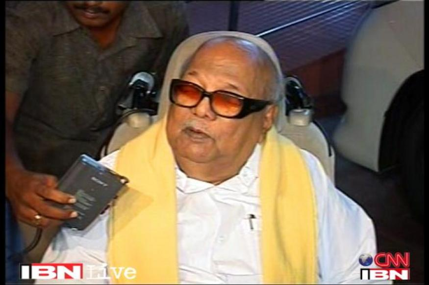 Eelam Tamils issue: Karunanidhi seeks UN referendum