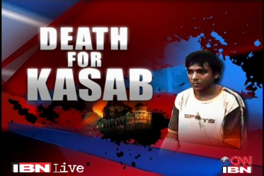 Kasab entered Mumbai on Wednesday, hanged on the same day