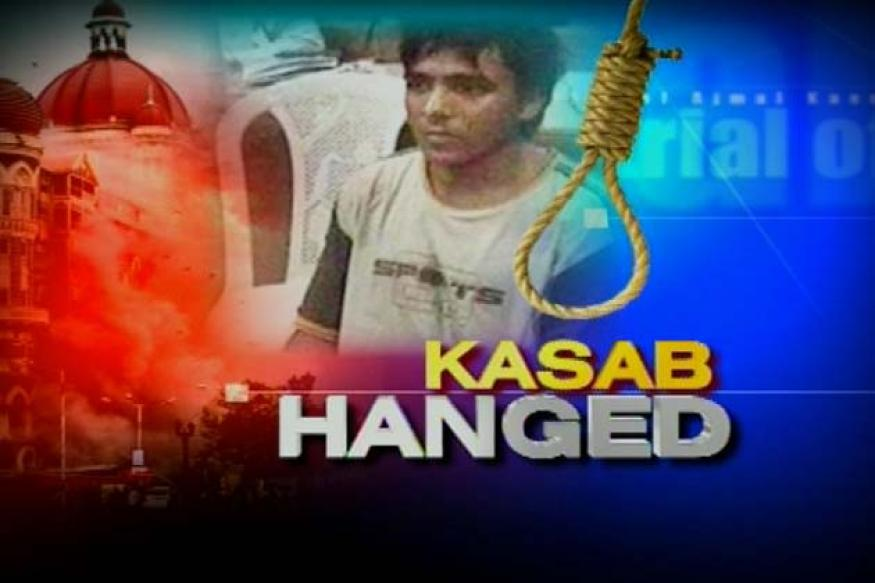 India, Pak spar over 26/11 after Kasab's execution