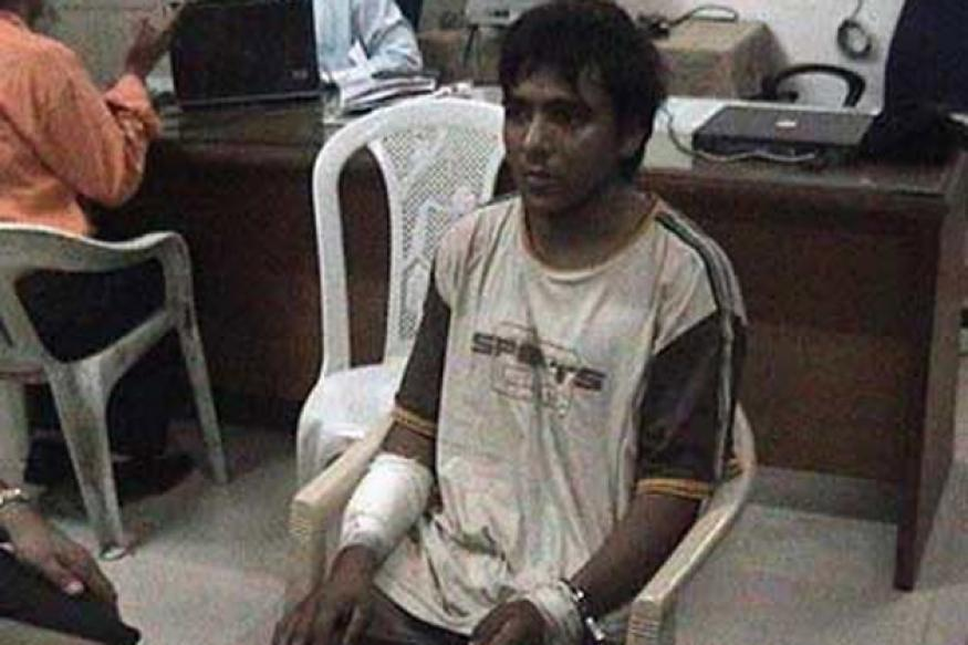 Kasab's identity was C-7096 during his jail term