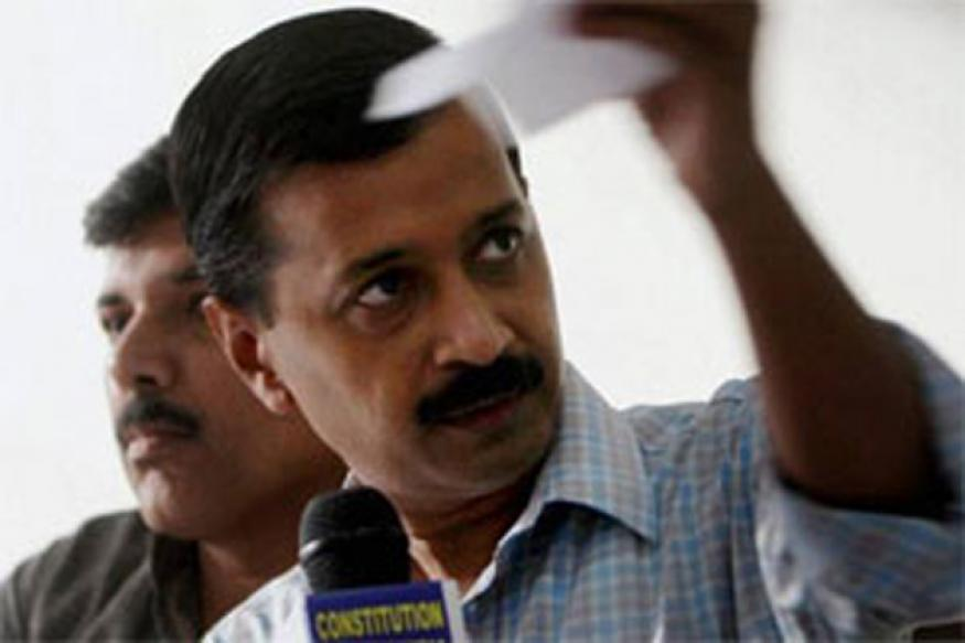 Kejriwal's AAP may contest MP polls in 2013
