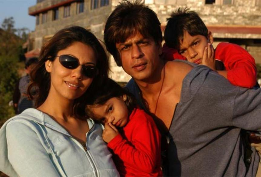 Gauri's the boss at home, says Shah Rukh Khan
